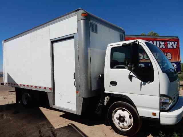 Gmc W 4500 2007 Van Box Trucks