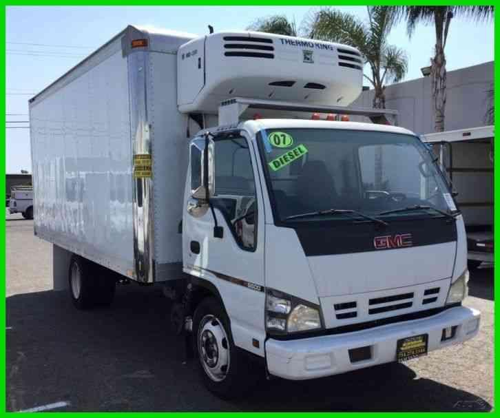 2007 Isuzu I 370 Crew Cab Suspension: Freightliner® Sprinter 2500 170 Refrigerated Cargo Van