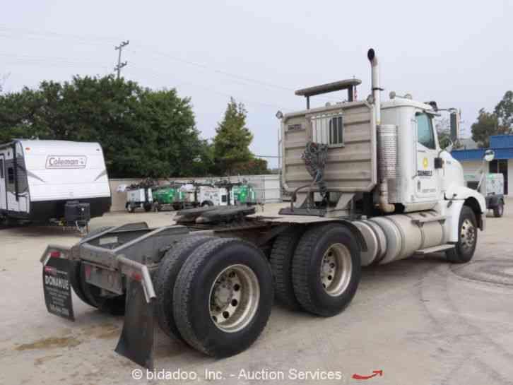 Heavy Truck Pto : International i sleeper semi trucks