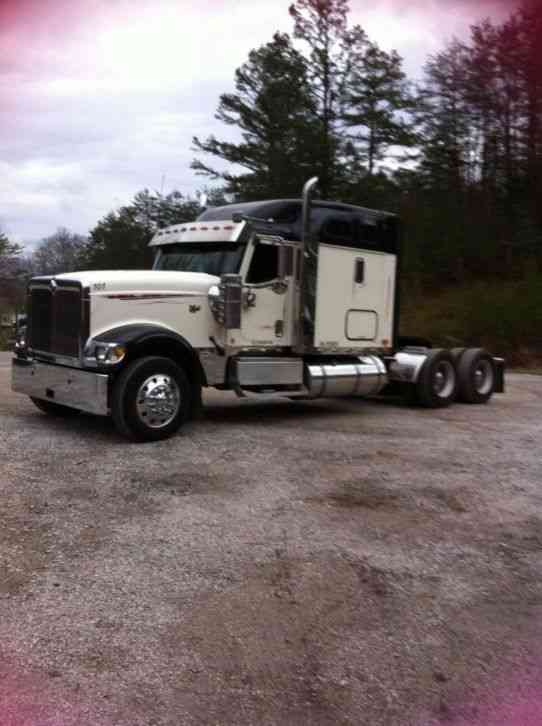 International 2007 Sleeper Semi Trucks