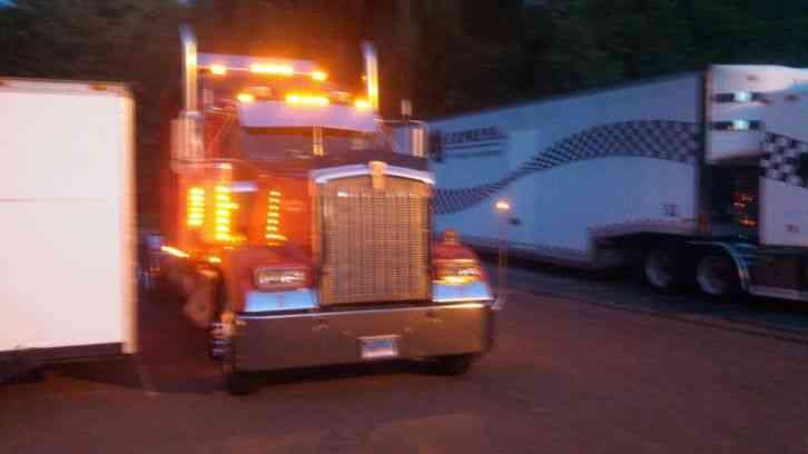 Used Semi Trucks >> Kenworth W900 (2007) : Sleeper Semi Trucks