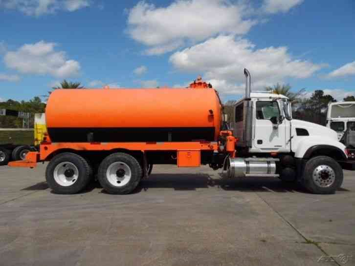 Used Trucks For Sale In Lake Charles >> Mack CV713 (2007) : Heavy Duty Trucks
