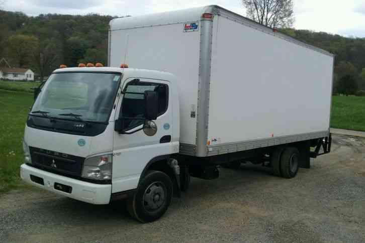 mitsubishi fuso fe145 2007 van box trucks rh jingletruck com Mitsubishi Fuso FS Mitsubishi Fuso Fe Calipers