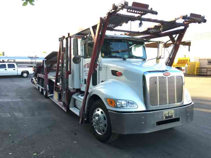 Car Carrier For Sale >> Peterbilt 340 (2007) : Heavy Duty Trucks