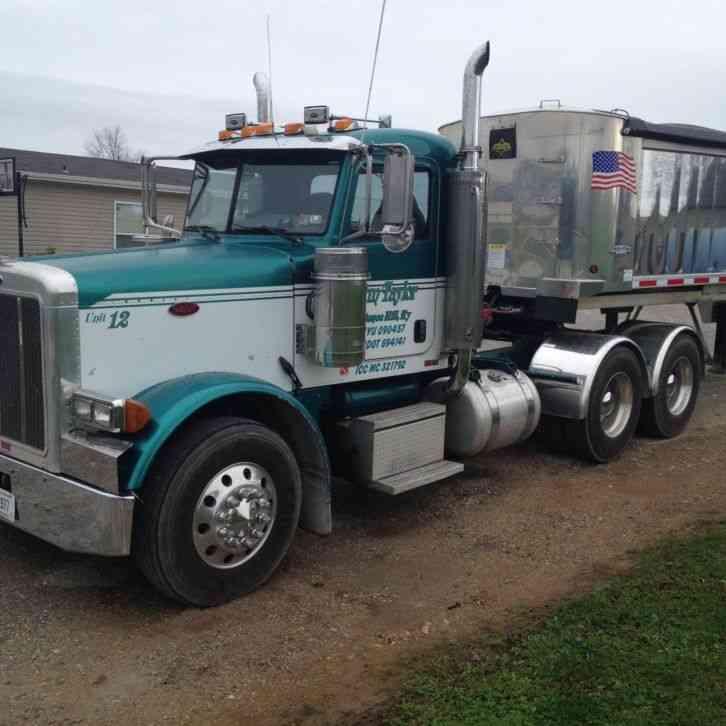 Peterbilt 379 2007 Daycab Semi Trucks