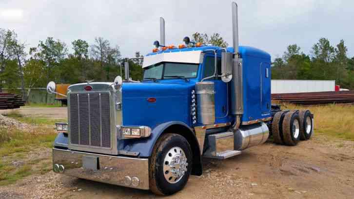 Peterbilt 379 EXHD (2007) : Sleeper Semi Trucks