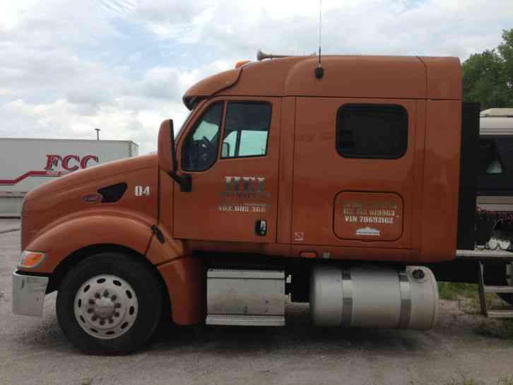 Old Pickups For Sale >> Peterbilt 387 (2007) : Sleeper Semi Trucks