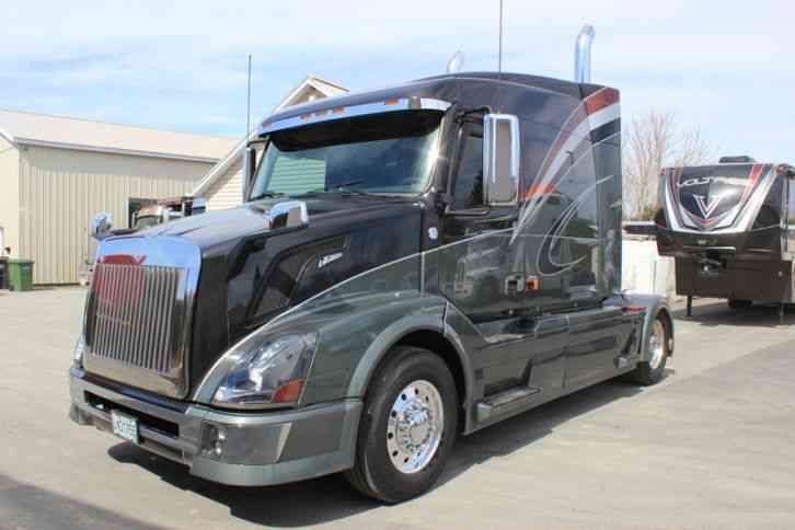 Volvo Vnl630 2007 Heavy Duty Trucks