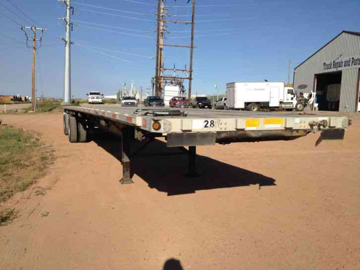 UTILITY FLATBED (2007)