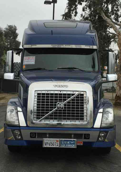 Volvo Vnl Owners Manual