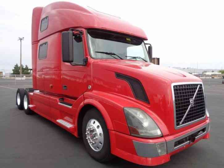 for semi truck image anniversary edition vnl item sale auction volvo