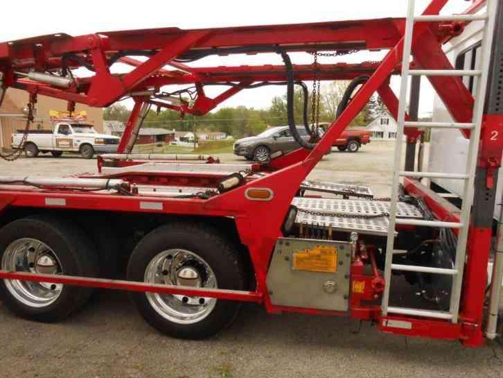 Western Star 4900EX Lowmax (2007) : Sleeper Semi Trucks