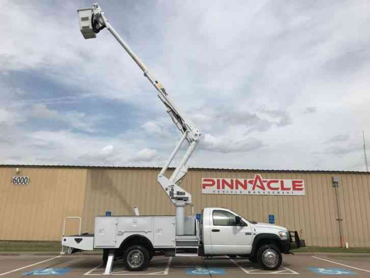 DODGE BUCKET TRUCK STERLING BUCKET TRUCK (2008)