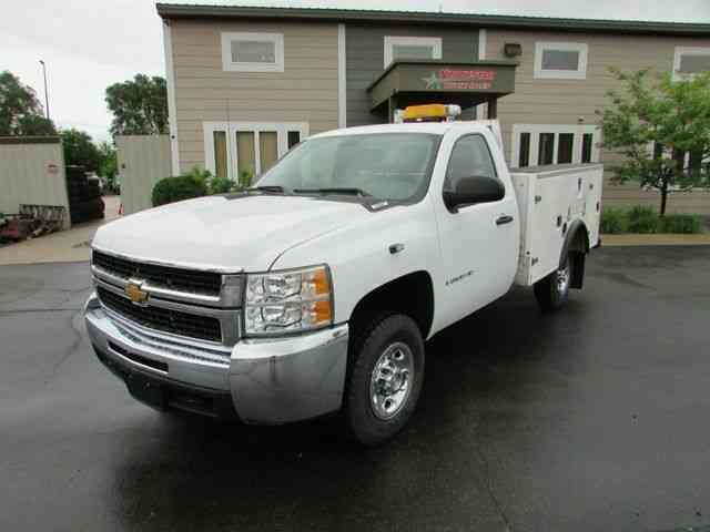 Chevrolet 2500HD Service Utility Truck -- (2008)