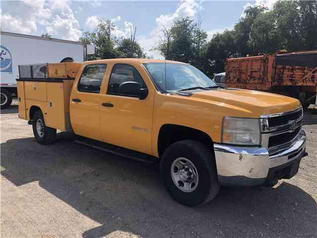 Chevrolet Silverado 2500hd Work Truck 2008