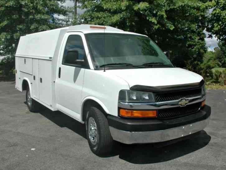 Chevrolet Kuv Service Utility Van 2008 Utility