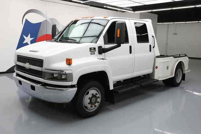 Chevrolet Kodiak 2008 Commercial Pickups