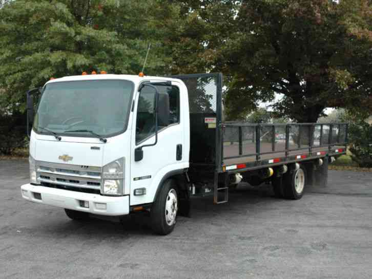 Chevy Diesel Trucks For Sale >> Chevrolet W-5500 HD (ISUZU NRR 19, 500 GVW) (2008) : Commercial Pickups