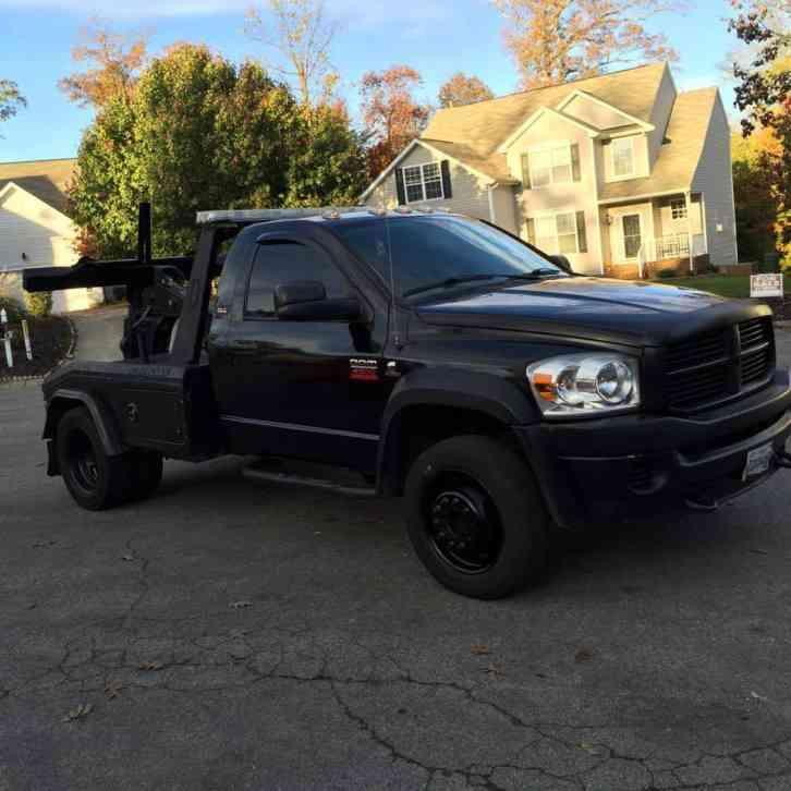 Dodge 3500 1999 Wreckers
