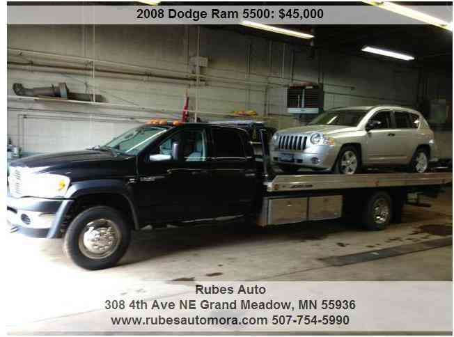 doing business report 2008 dodge