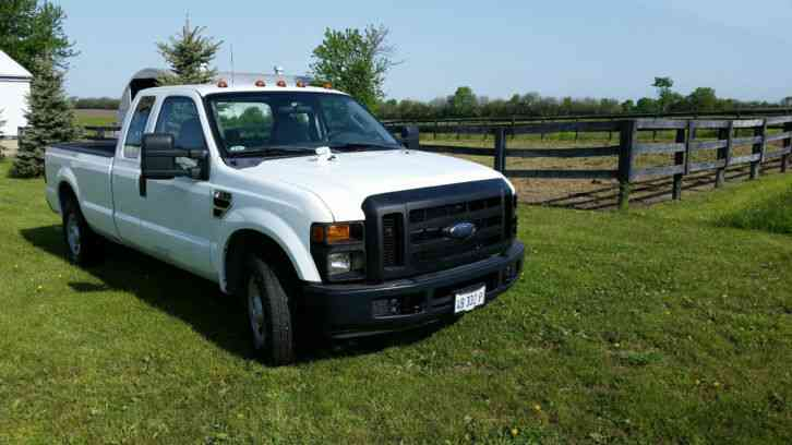 Ford F-350 4 x 2 Heavy Duty Super Cab (2008)