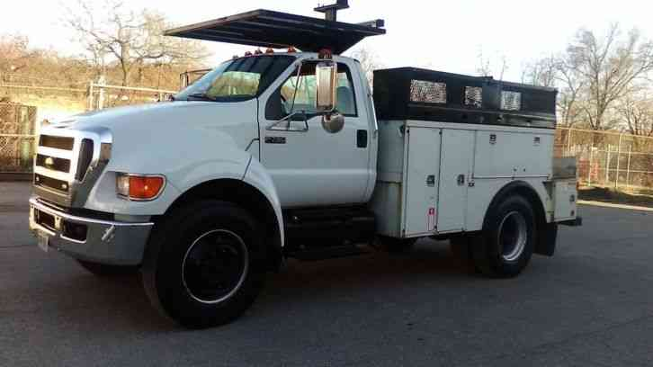 Ford F750 (2008)