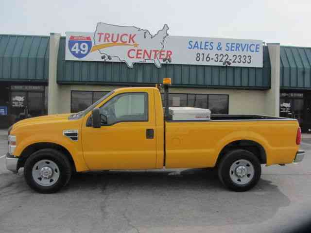 Ford F-250 (2008)