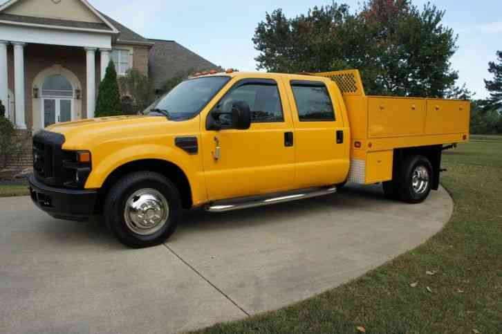 FORD F-350 (2008)