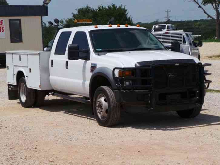 Ford F-450 (2008)