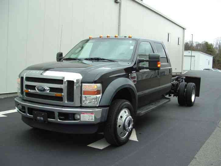 ford f 550 super duty cab and chassis 2008 heavy duty trucks. Black Bedroom Furniture Sets. Home Design Ideas