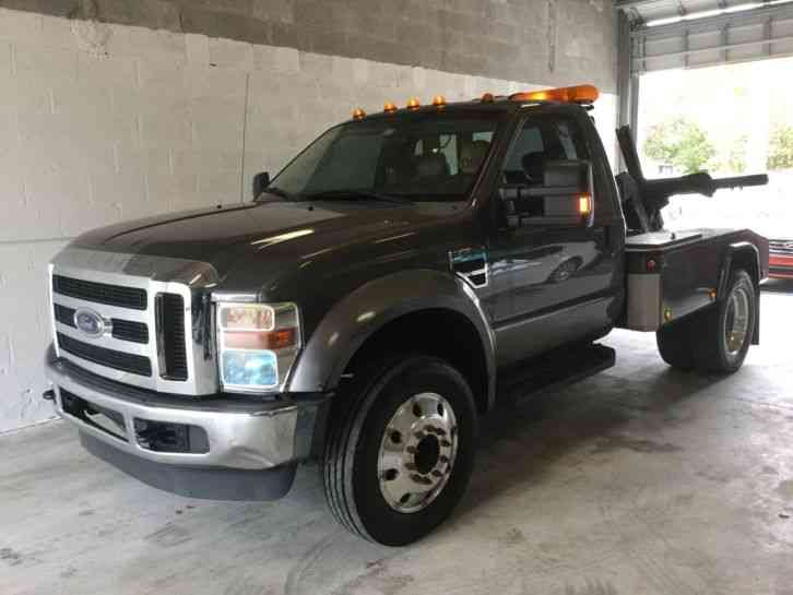 Ford F 550 2008 Wreckers