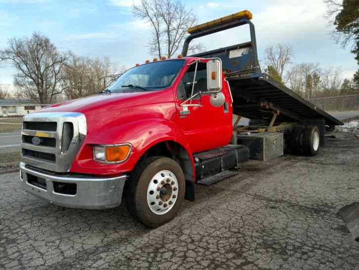 Ford F-650 (2008)