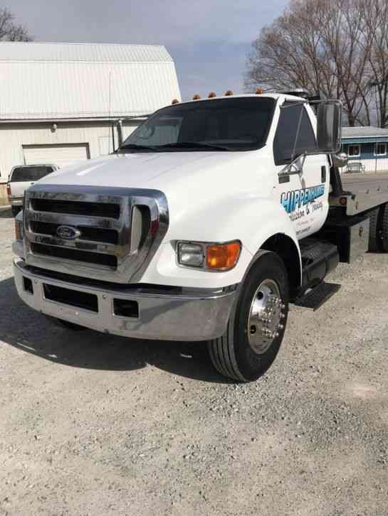 Ford F-750 Super Duty (2008)