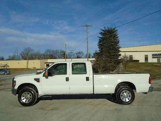 Ford F350 (2008)