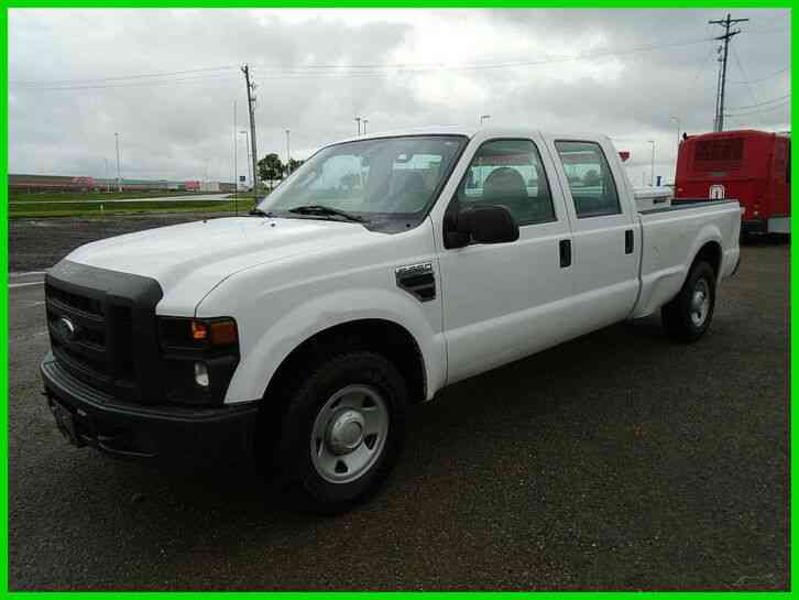 Ford F350 XL Crew Cab (2008)