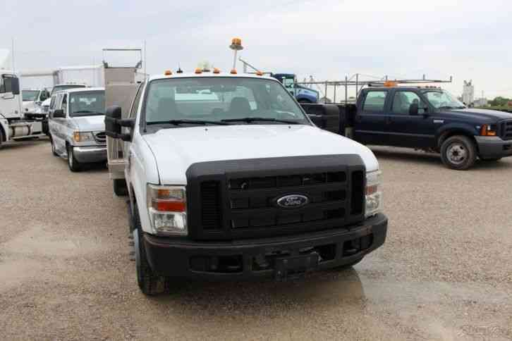 ford f350 2008 commercial pickups