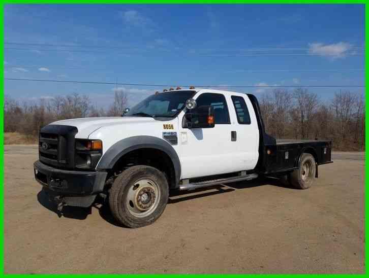 Ford F450 4X4 (2008) : Medium Trucks
