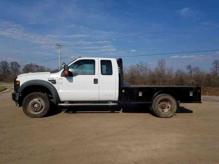 Ford F450 4X4 (2008) : Medium Trucks