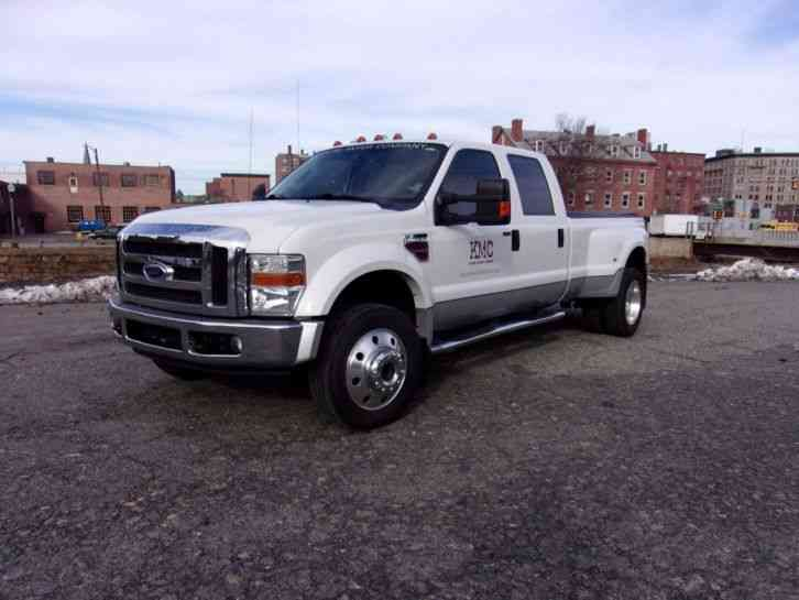 ford 450 4x4 super duty larette edition 2008 utility service trucks. Black Bedroom Furniture Sets. Home Design Ideas