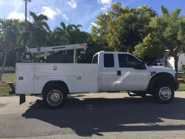 Ford F450 (2008)