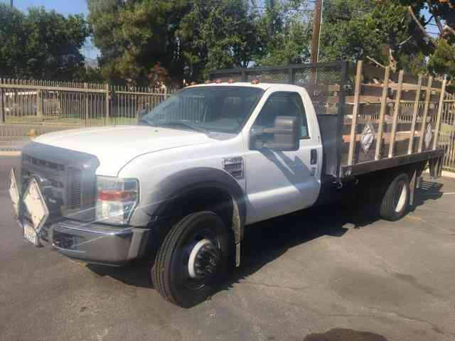 Ford F450 SD 12FT STAKE BED (2008)