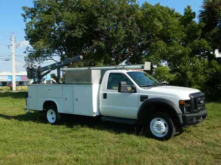 Ford F-550 (2008)
