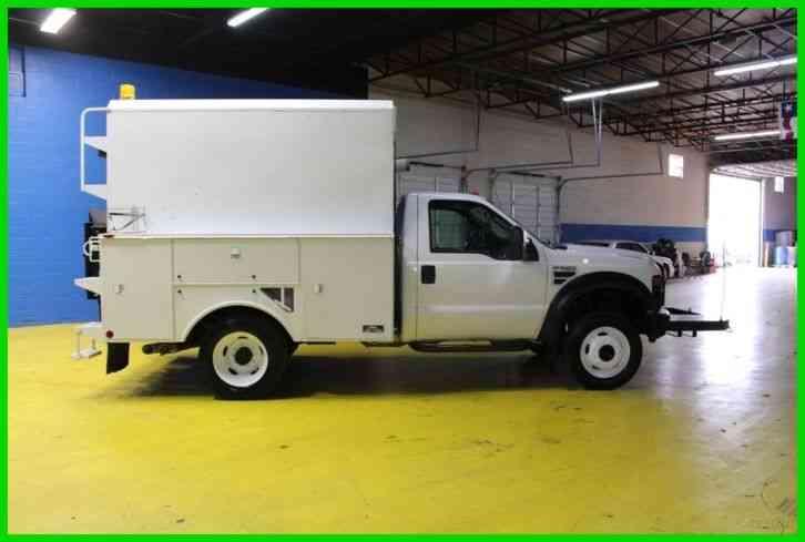 ford f550 2008 light duty trucks. Black Bedroom Furniture Sets. Home Design Ideas