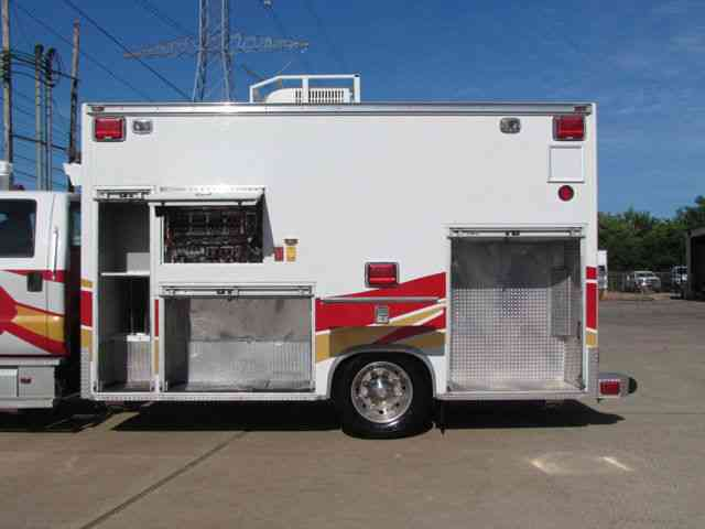 Ford F650 Ambulance 2008 Emergency Amp Fire Trucks