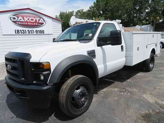 ford super duty f 550 drw xl 2008 commercial pickups. Black Bedroom Furniture Sets. Home Design Ideas