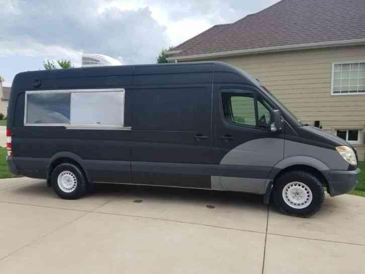 Sprinter Van Food Truck For Sale