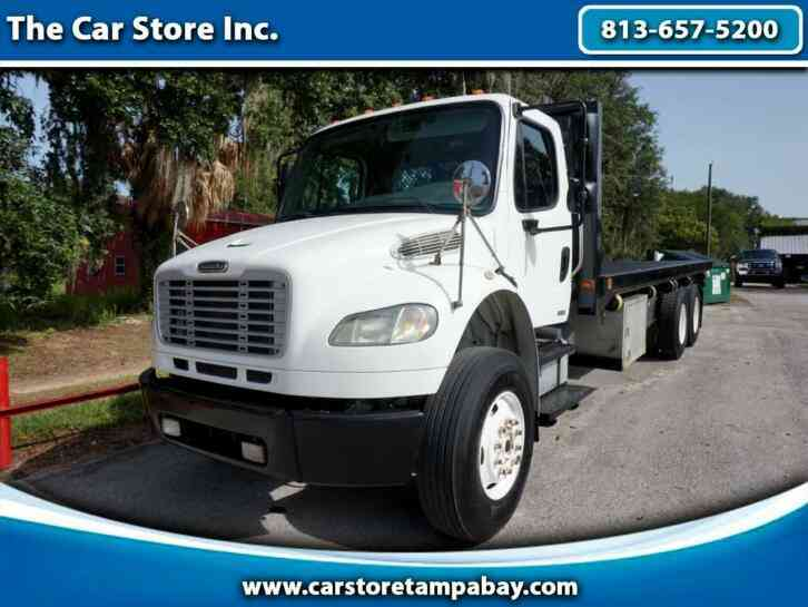 Freightliner M2 106 Flatbed BUSINESS CLASS M2 (2008)