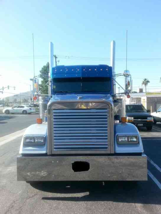 Freightliner XL Classic (2008)