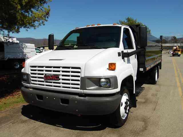 GMC C5500 (2008) : Medium Trucks