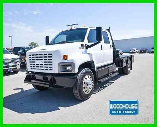 gmc c6500 crew cab 4x2 2008 heavy duty trucks rh jingletruck com 2001 gmc c6500 manual gmc c6500 repair manual